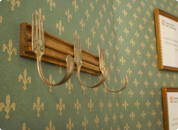 Gaffel knage