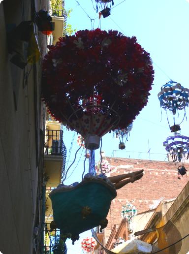 Luftballondame
