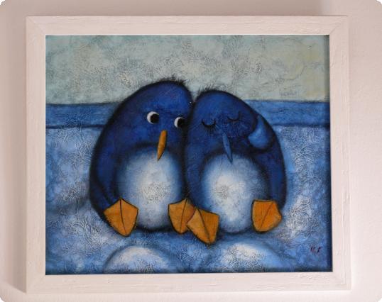 Pingvinbillede