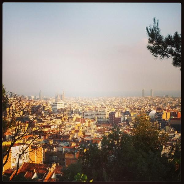 Barca view