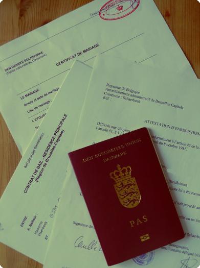 Papirer fra Bruxelles